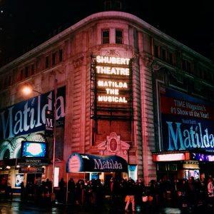 Matilda: the Musical