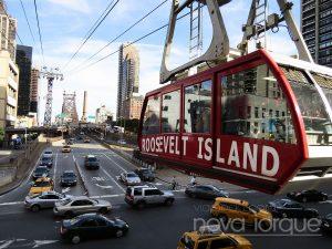 The Roosevelt Island Tramway (RIOC)