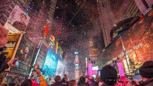 Celebração da Véspera de Ano Novo no Times Square será virtual em 2020