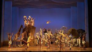 The Lion King volta a se apresentar na Broadway com transmissão ao vivo no TikTok
